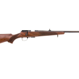 standard bolt action Mauser rifle wood mp 22