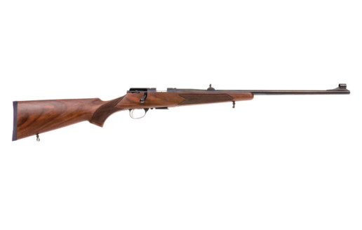 standard bolt action Mauser rifle wood mp 22
