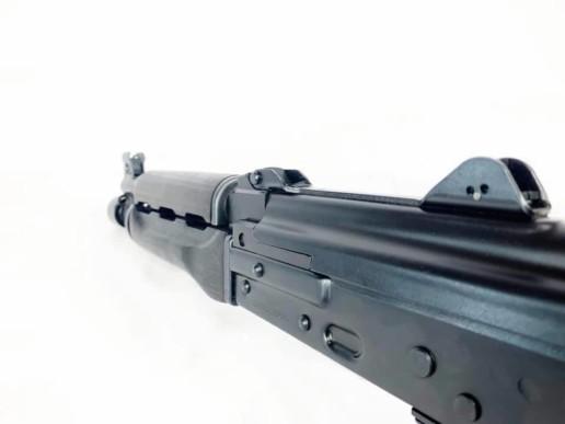 "pistol, semi-auto, zpap, zpap85, 5.56 x 45mm NATO, .223 Remington, 30+1, wood forearm, Synthertic grip, 10"" barrel"