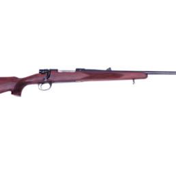 standard bolt action Mauser rifle wood m 70