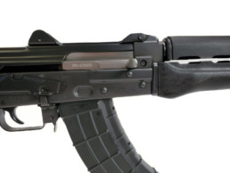 NEW ZPAP92 firearm ak zpap 92 bulged trunnion view