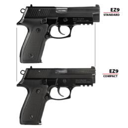 ez9 pistol standard compact compare view