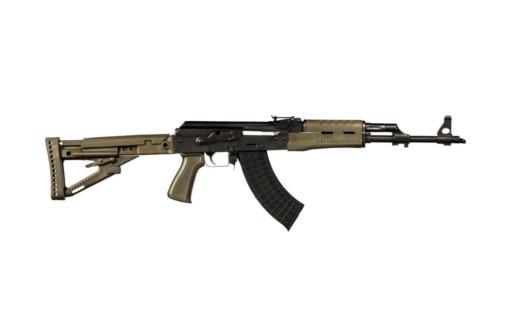 m70 pistol ak olive drab right angle