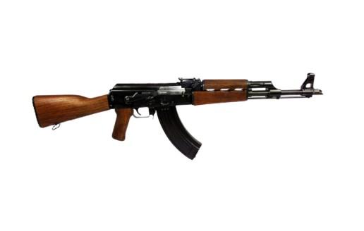 m70 pistol ak firearm american walnut right