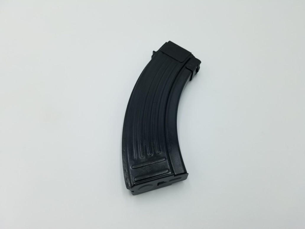 bolt hold open blued steel Serbian 762 magazine