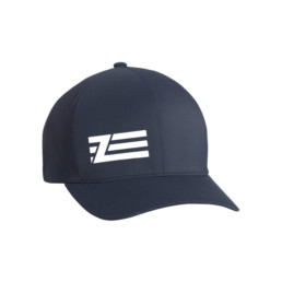 zastava embroidered FlexFit lightweight black hat