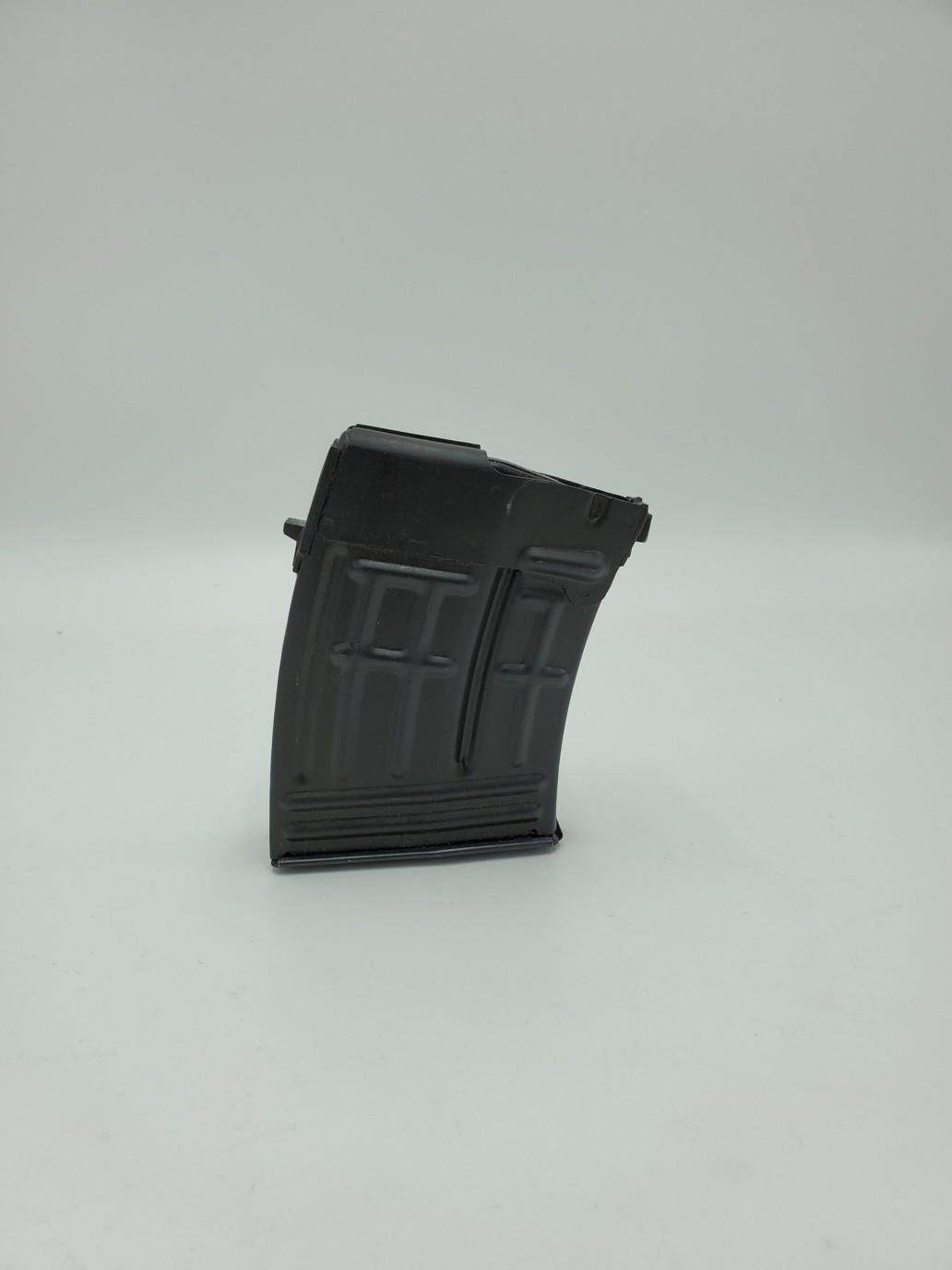 M91 Steel Black Finish 10 Round magazine