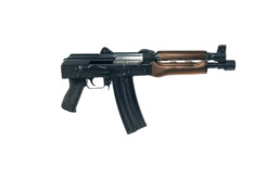 firearm ak zpap 85 dark walnut right angle