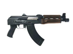 zpap 92 firearm ak pistol dark walnut right