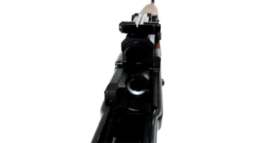 Zpapm70 firearm ak chrome lined barrel angle