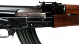 new Zpap m70 ak 1.5mm receiver bulged trunnion close angle