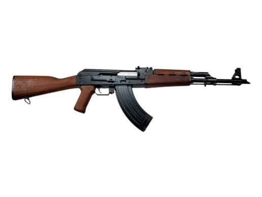 Zpap m70 ak dark walnut wood right angle