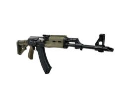 m70 firearm pistol ak olive polymer alt2 angle