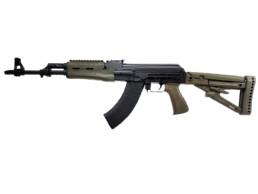m70 firearm pistol ak olive polymer left angle