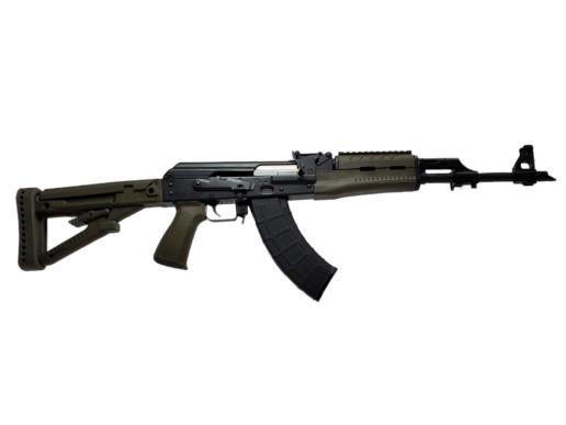 m70 firearm pistol olive polymer right angle
