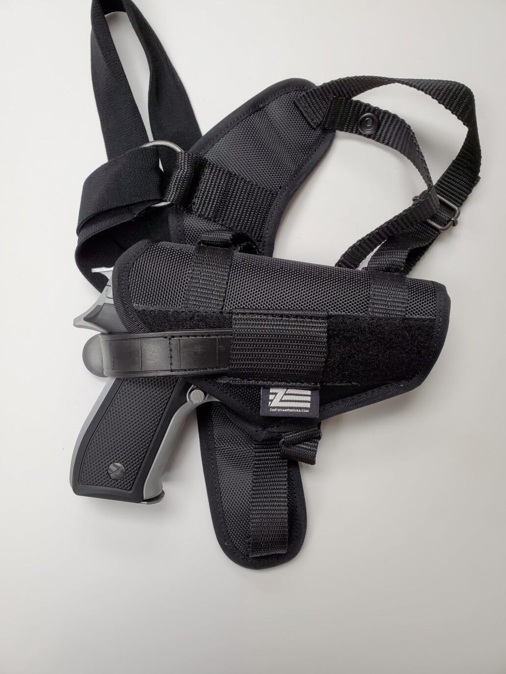 zastava shoulder holster CZ99 CZ999 EZ9 Adjustable 2 in 1 holster design