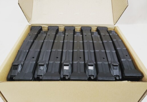 10 pack polymer magazine 556 bho steel rear lock lug