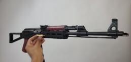 universal handguard m90 556 rifle